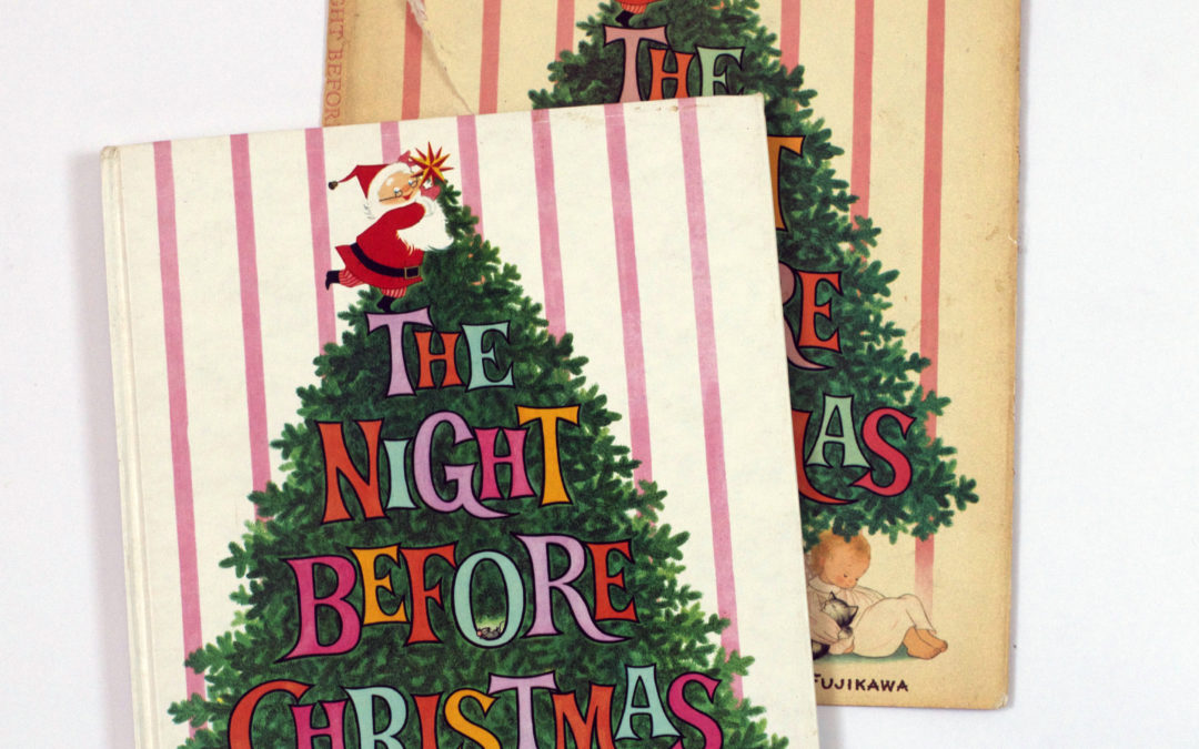 'The Night Before Christmas' illustrated by Gyo Fujikawa
