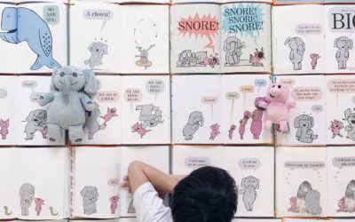 Elephant and Piggie creators of young readers