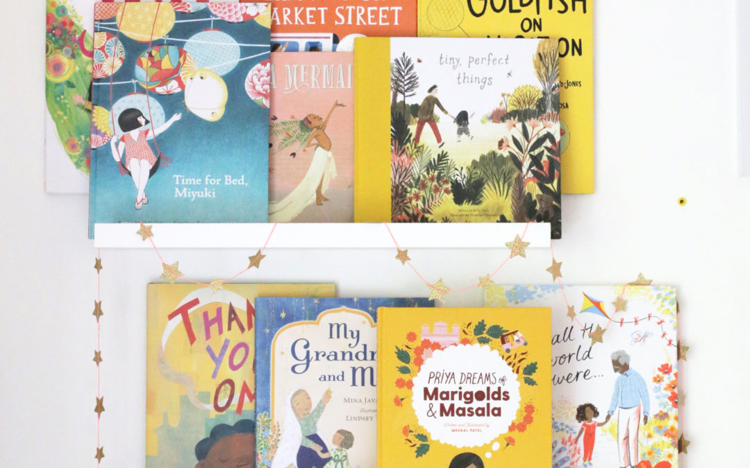 Books to Celebrate Grandparents Day