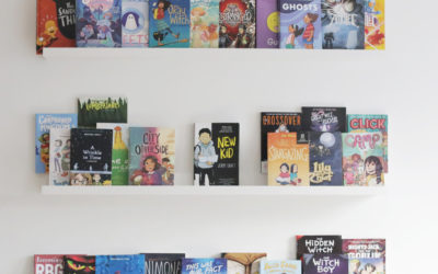 Graphic Novels are books too!