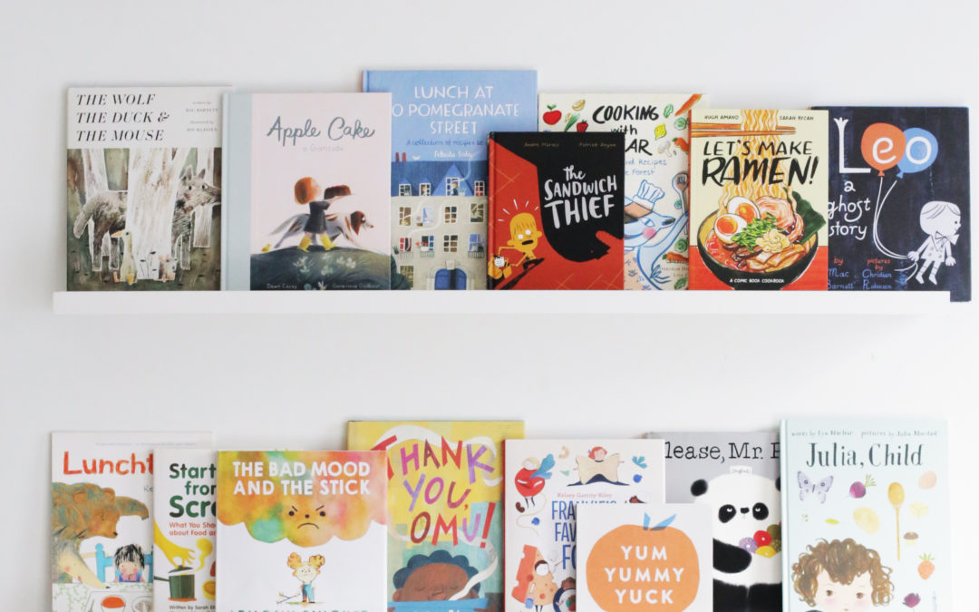 Read & Eat- The Food Edition