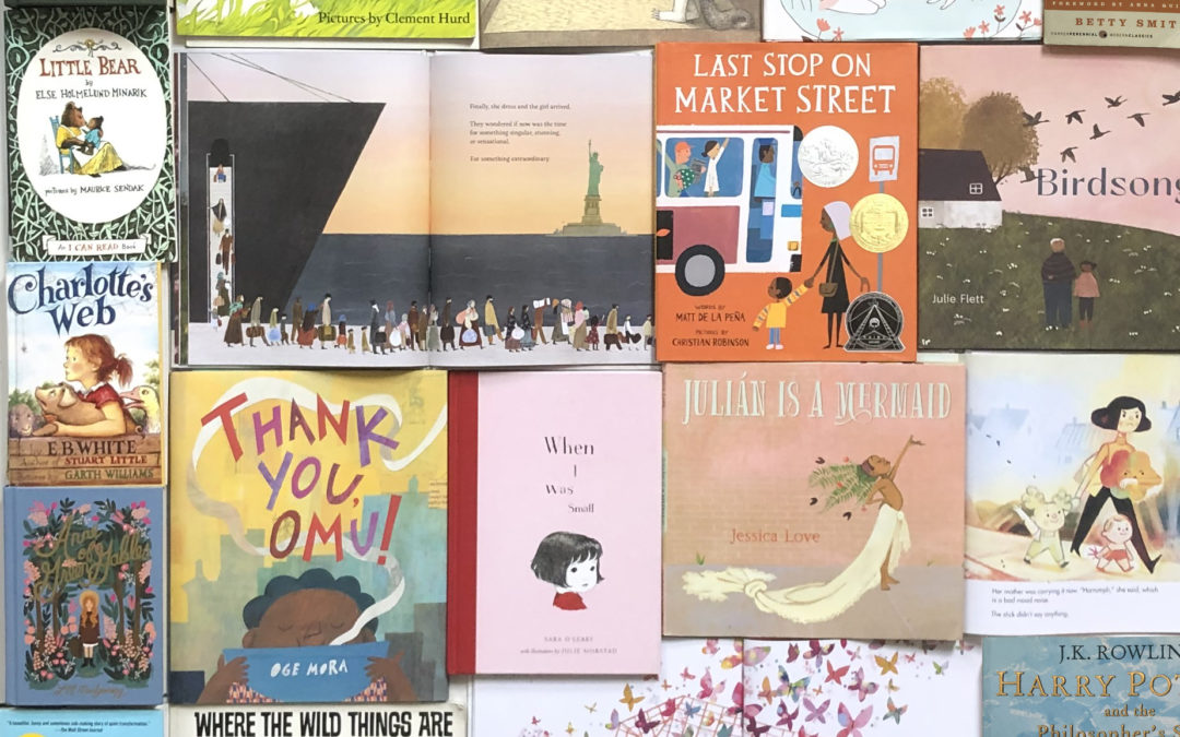 Literary Moms to Inspire Your Mother's Day
