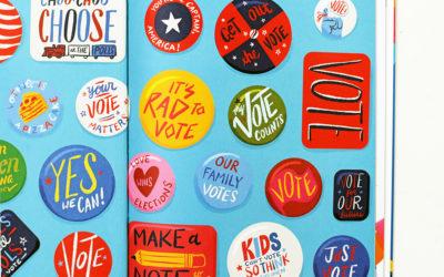 Vote in Kid Lit 2020
